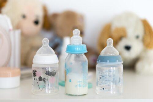 Butelki do karmienia niemowląt