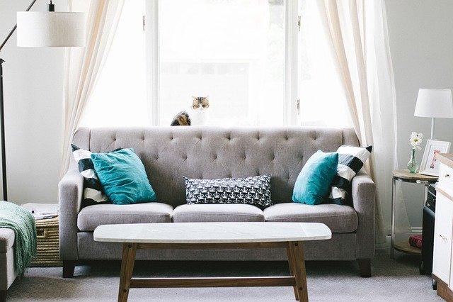 kanapa i salon