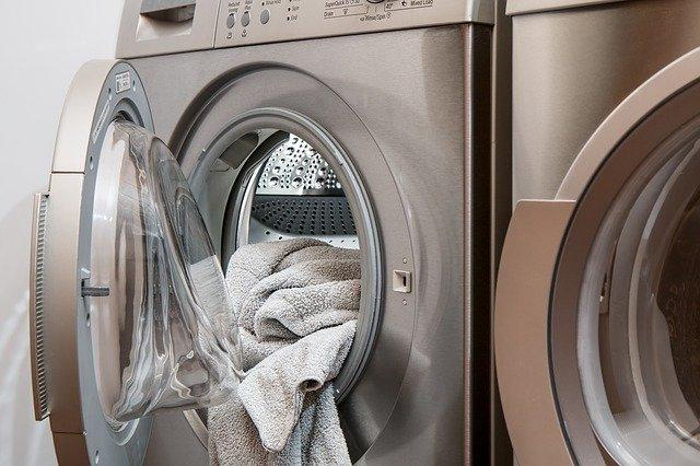 czyszczenie pralki sodą